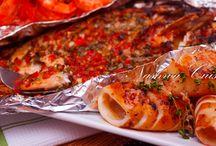 Nashwa Cuisine - Fish & shrimp