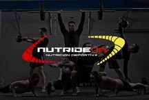 CrossFit / El CrossFit es un tipo de entrenamiento de ejercicios funcionales, constantemente variados, ejecutados a alta intensidad.  ENTRA EN: http://buff.ly/1PAU2PW