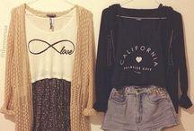 Fashion / Hipster fashion