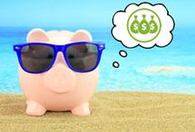 Weekly Savings Tips / Weekly financial tips from the one and only Benjamin Bankes. You can sign-up to receive the Feed the Pig Weekly Savings Tip here: http://www.feedthepig.org/savingstips.  / by Benjamin Bankes