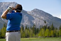 Golfing in Keystone, Colorado