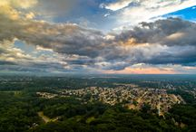 Drone Aerial Photography - Nature and Weather / Photos from drones that don't feature commercial or residential real estate, buildings, or construction. Just natural scenery, clouds, storms, and beautiful things of the like. www.gunnphotoservices.com