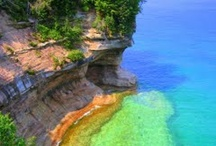 The Lady of the Lake / To the gorgeous state of Michigan, which I am proud to call home. / by Mary 'Cribbs' Lowther