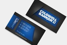 New Coldwell Banker Business Card Designs / New Coldwell Banker Business Card designs for 2015.