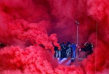 football pyro