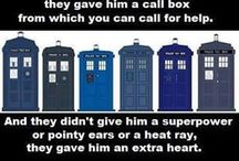 The Doctor  / by Nikki Bradford