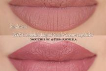 Lip stick colours