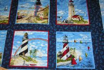 Lighthouse quilts