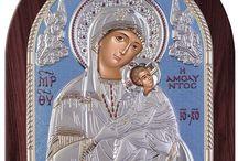 Greek Orthodox Icons -  Byzantine icons