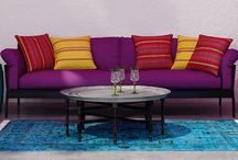 Colours & Themes / Popular themes and colour to decorate your home in the new year!