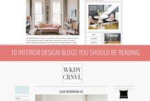 Blogs / by Alicia Webb- Bowman