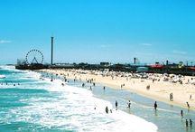 Jersey's shore makes me happy.