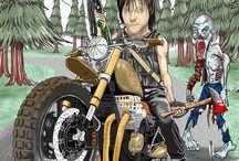 The Walking Dead Art #2