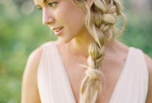 10 Wedding Hairstyles that Break the Rules / Who says your wedding has to feature the traditional bun? Your hair style should be fun and bring a little fun to the party – even if your wedding is super elegant.  http://www.kimberleyandkev.com/10-wedding-hairstyles-break-rules/