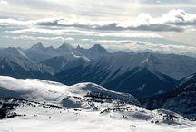 * Hiking in Alberta *