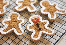 Gingerbread crochet
