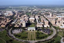 Texas A&M University / College Station, Texas is home to the fighting Texas Aggies! This is why we are called Aggieland!