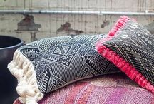 Sexy textiles / Wonderful and lush textiles for inspiration