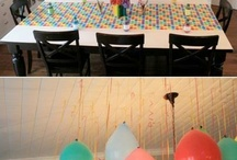 Cumpleaños... Decoración