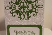 My Cards & Creations / Stampin' Up cards