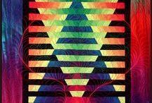 Illusion quilts