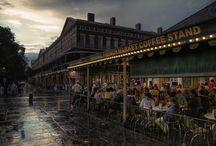 Outils | pluie, urbain, café