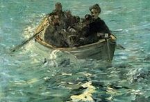 seascape impressionism paintings