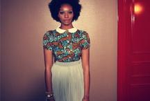 Afro vintage luv