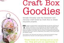 Love for Craft Box / A collection of articles and lovely things other said about Craft Box