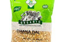 Buy Online 24 Mantra Organic Chana Dal / Bengal Gram from USA