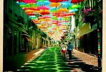 Photos featuring umbrellas / What can we say, we love umbrellas!