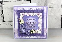 Tuck Ins Collection / Here's a range of beautiful card samples made using our unique Tuck In dies. / by Tattered Lace®