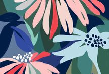 Diary - Bold Floral