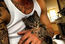 Tattos & Kitty cats