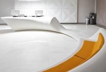 Lobby / Reception design