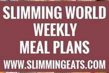 Weekly meal plans
