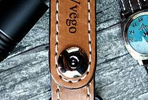 Leather Goods / by Vvego International