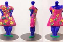 Niki de Saint Phalle / Nouveau Réalisme
