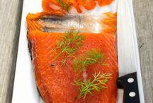 salmon haumado