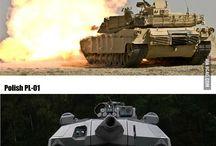 Modern Military - Tanks