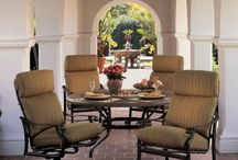 Tropitone Favorites / Some of our favorite outdoor patio furniture collections from Tropitone.