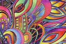 artes com desenhos
