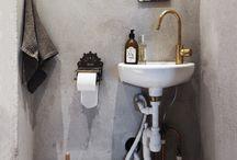 Bathrooms / by Esme Cape