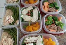Prep Yo Self / Meal planning