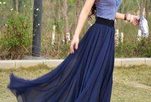 Long skirt/maxi skirt