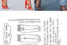 Pantaloni moderni