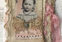 journals fabric / by Judy Wahl