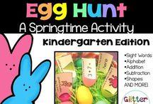 Classroom Easter Fun