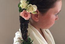 Flower girls  / Hair ideas for your wee flower girls