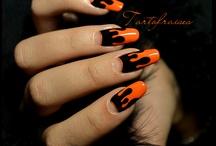 Halloween / Halloween Nail Art